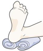 Gegen Dekubitus an der Ferse - (Fußschmerz, Fersenschmerz)