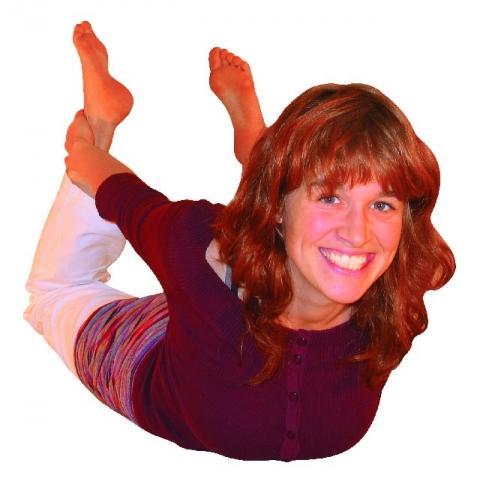 Yoga Asana Bogen - (Angst, entspannung, Prüfungsangst)