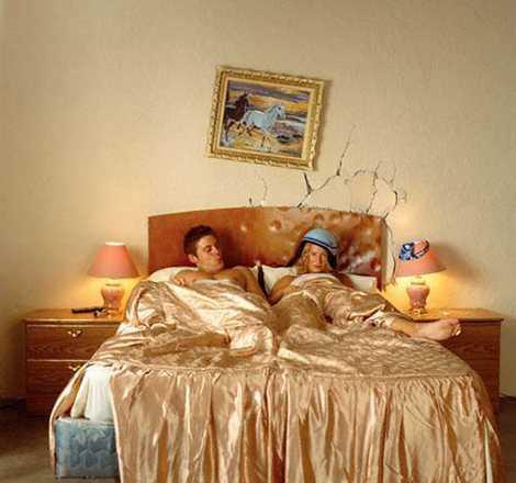 Helmpflicht im Bett? - (Sexualität, Gehirn, Geschlechtsverkehr)