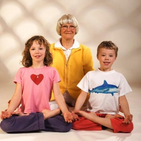 Yoga für Kinder - (Kinder, Alternativmedizin, alternative Heilmethoden)