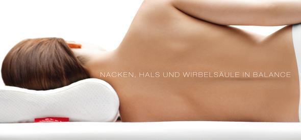 Nackenstütztkissen  (Foto Quelle bedandroom....) - (Kosten, Nackenkissen)