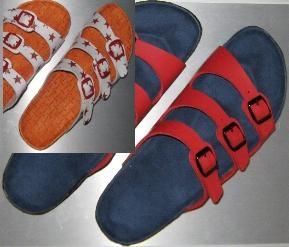 Sind Birkenstocksandalen ungesund für die Füße? (Schuhe