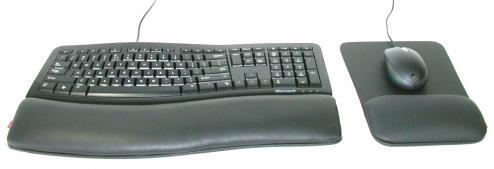 Tastatur - (Empfehlung, Arbeitsplatz, Schulterbeschwerden)