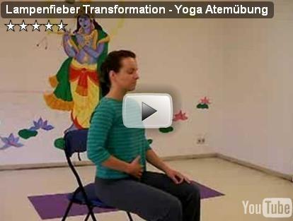Yoga gegen Lampenfieber Video - (Medizin, Nerven, Beruhigung)