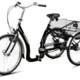 Dreirad für Erwachsene (Beispiel)