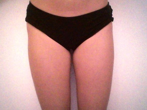 Beine  - (Bauch, fett, Dick)
