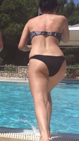 Fett ist groß dick