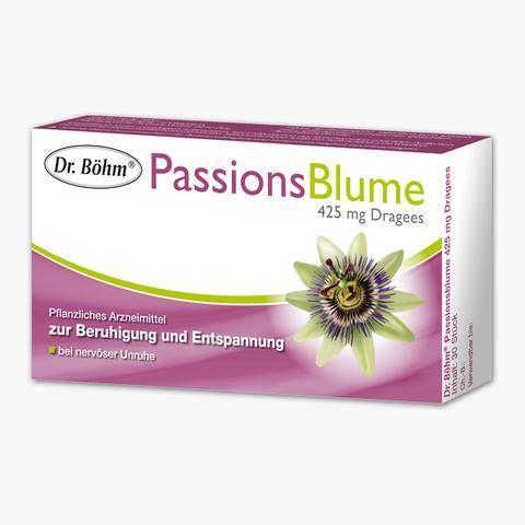 PassionsBlume Dr. Böhm - (Arzneimittel, Passionsblume)