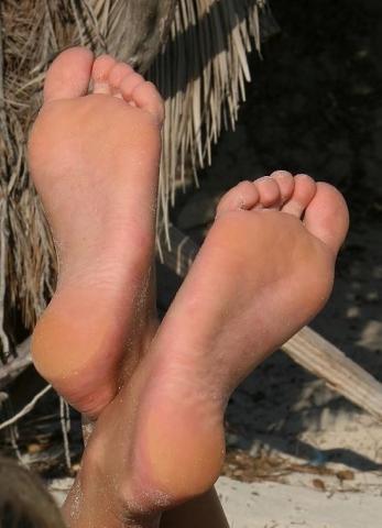 Sehen doch ganz gut aus, oder? - (Füße, Hornhaut, Fußpflege)
