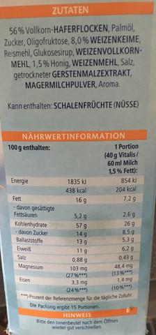 Müsli  - (Ernährung, Gesunde Ernährung)