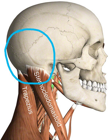 Hinterkopf Schmerzen rechts. Was kann das sein?