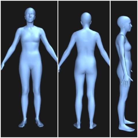Ist der Körper schön/gesund?