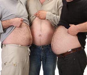 Kann die Bauchform beim Mann auf Erkrankungen hinweisen?