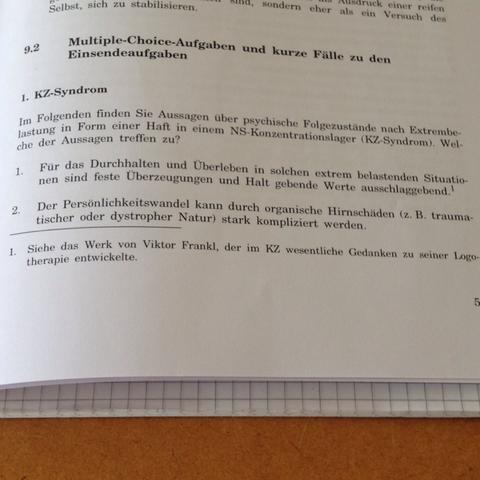 Nr. 2 - (Psyche, Medizin, Psychologie)