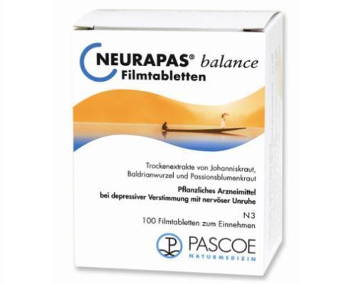 Neurapas - (Medikamente, Depression, Psychologie)