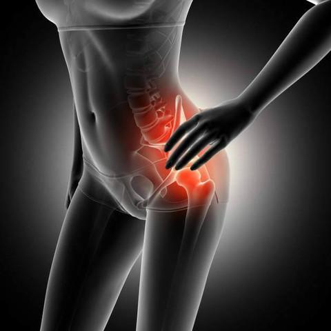 Von was können Die Schmerzen im Unteren Rückenbereich Links kommen?